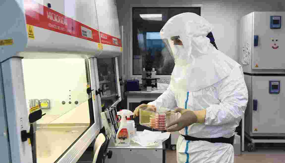 Peste, blattes et Ebola: un important centre de recherche inauguré à Marseille