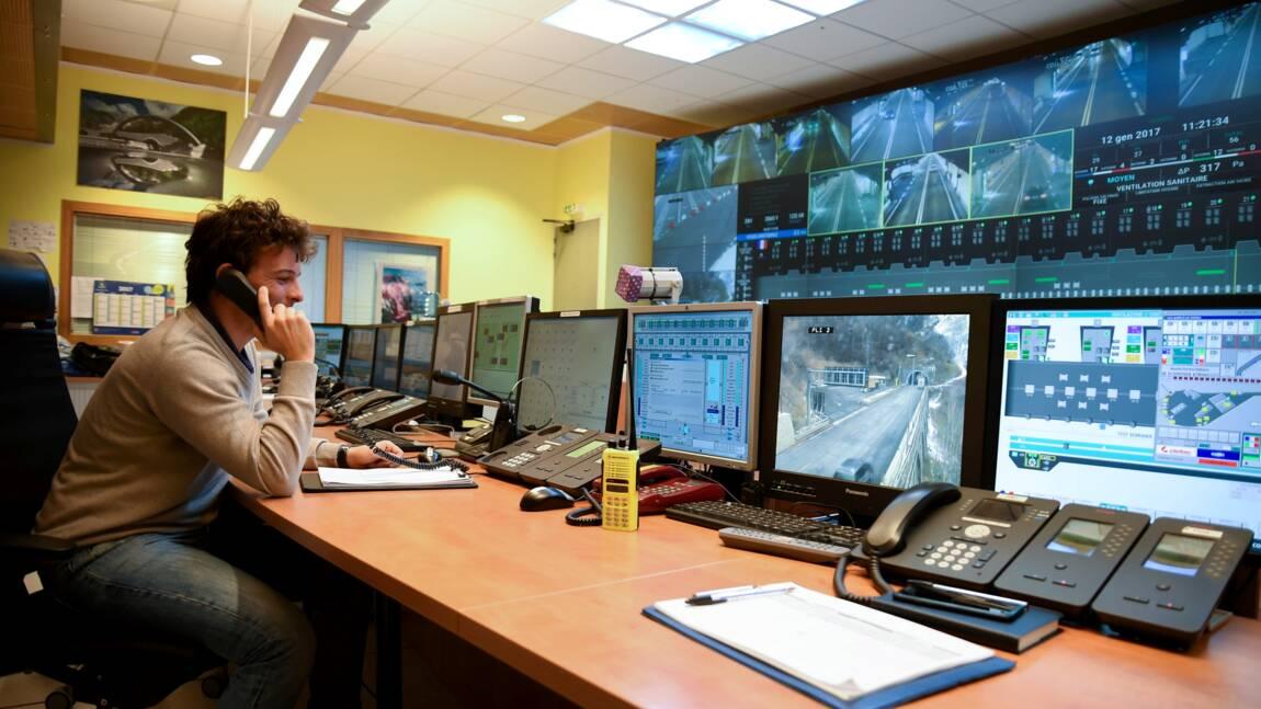 Le Tunnel du Mont-Blanc doté d'un nouveau pilotage de ses équipements de sécurité