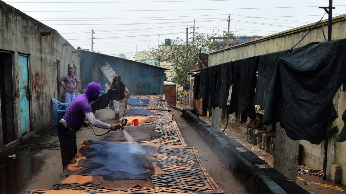 Le Bangladesh ferme l'un des endroits les plus pollués du monde