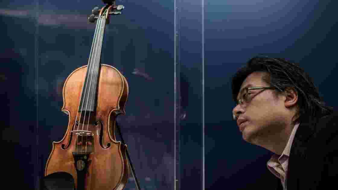 La supériorité des violons Stradivarius remise en question