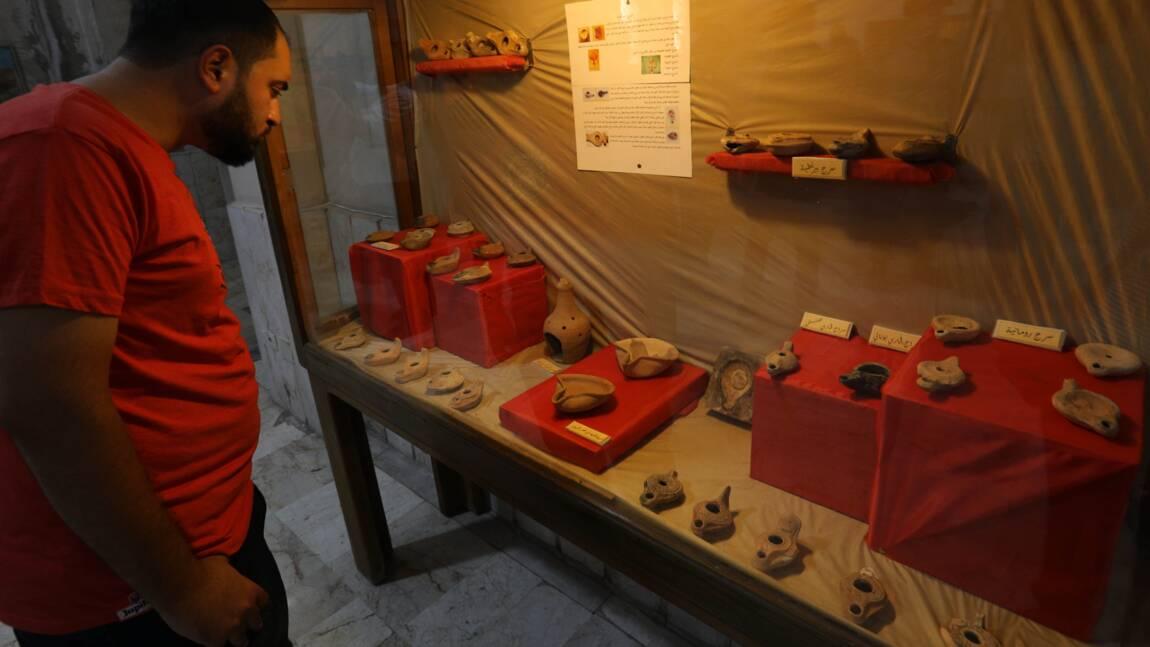 Syrie: le musée d'Idleb rouvre ses portes après cinq années de fermeture