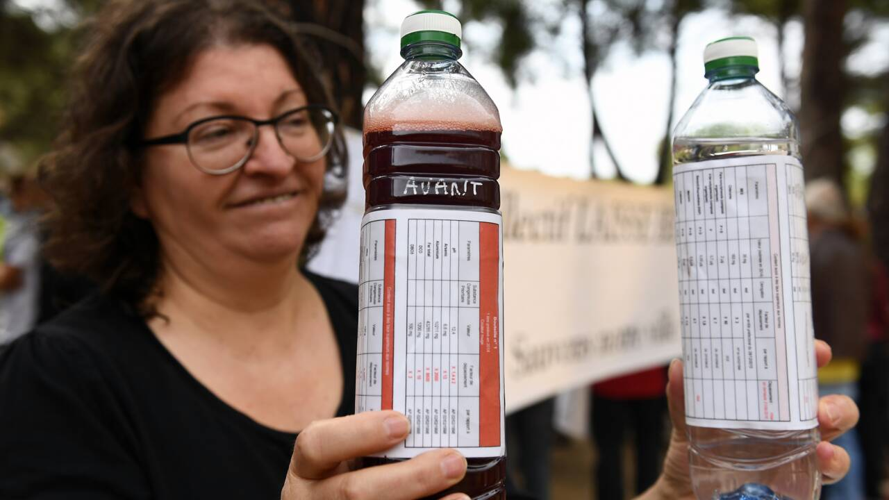 """Le parc national des Calanques juge """"encourageante"""" la réduction des rejets d'Altéo"""