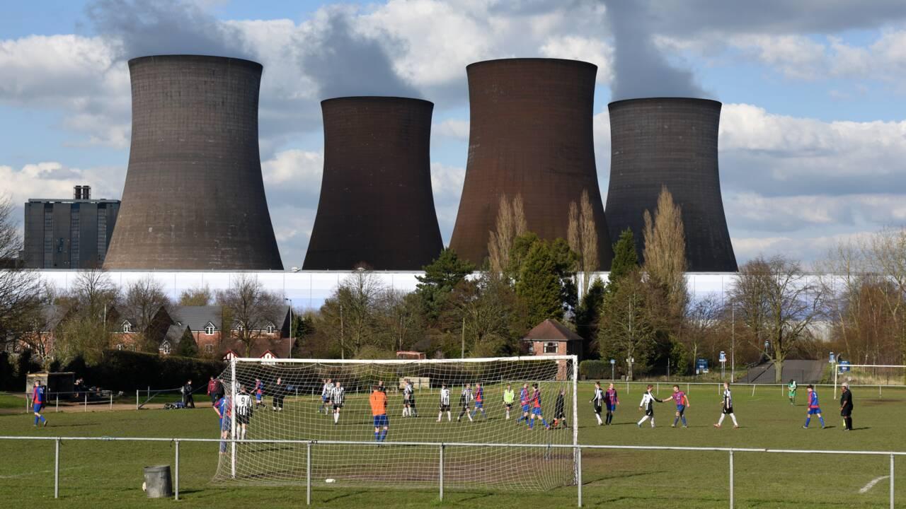 Accord de Paris: fermer les centrales à charbon de l'UE d'ici à 2030
