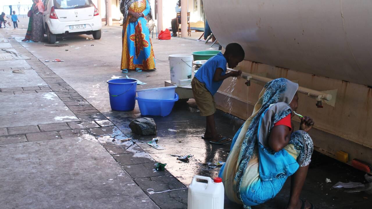 Sécheresse à Mayotte: la préfecture coupe l'eau
