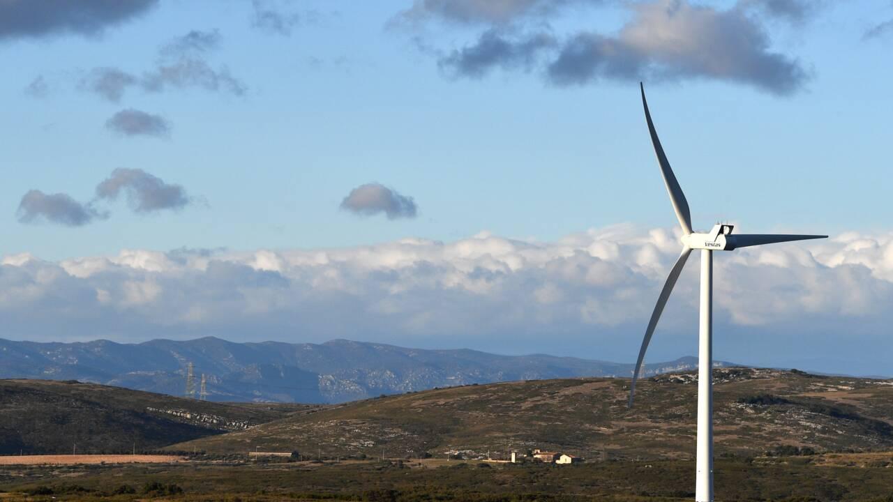Énergies renouvelables: la filière réclame une accélération au gouvernement