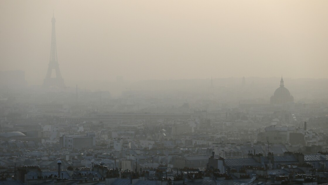 Pollution: à Paris, des capteurs mobiles  mesurent  les particules fines