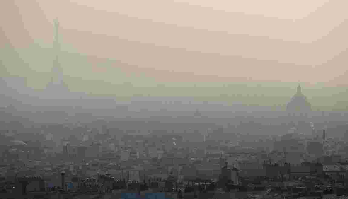 Sud-Est: le pic de pollution à l'ozone perdure jeudi dans trois départements