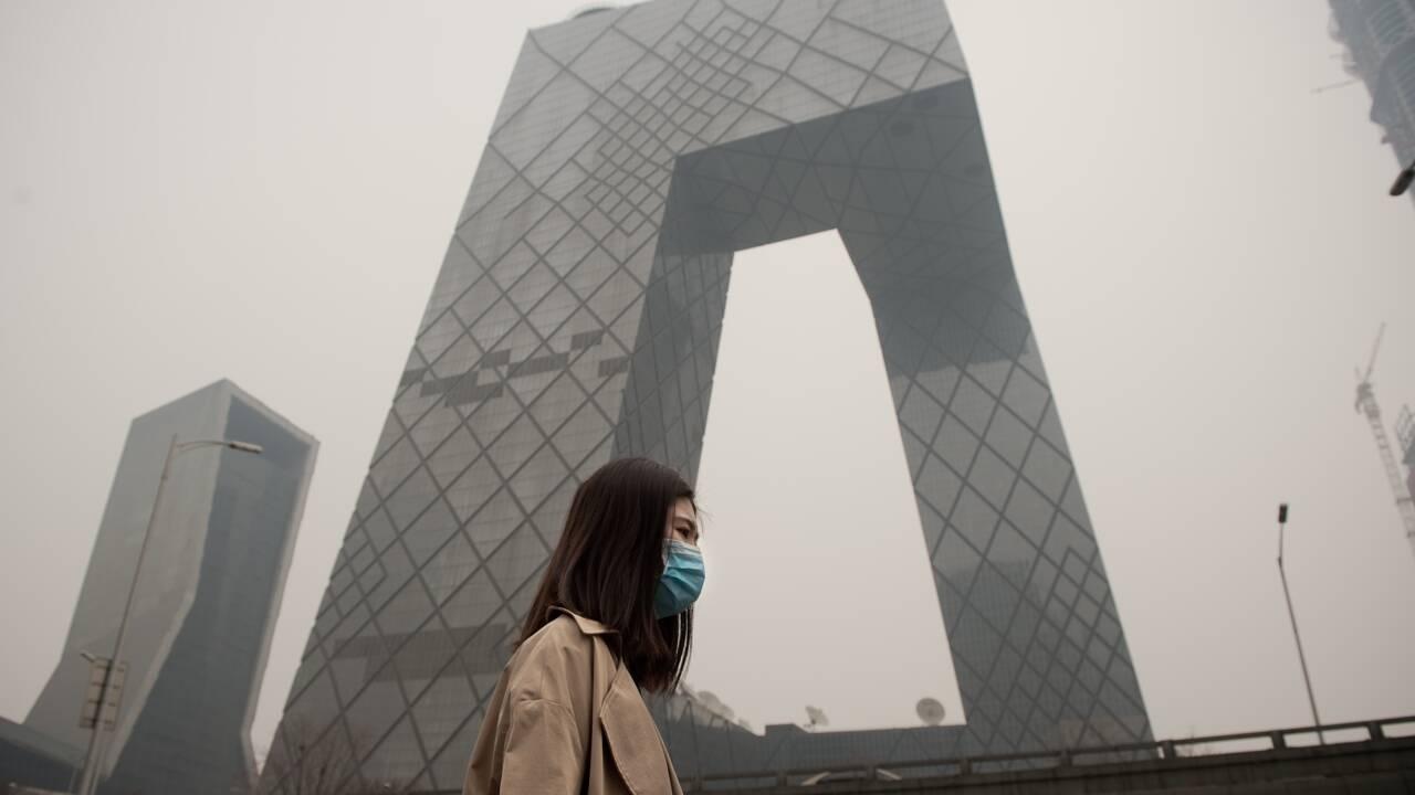 Pollution: la dernière centrale au charbon de Pékin fermée