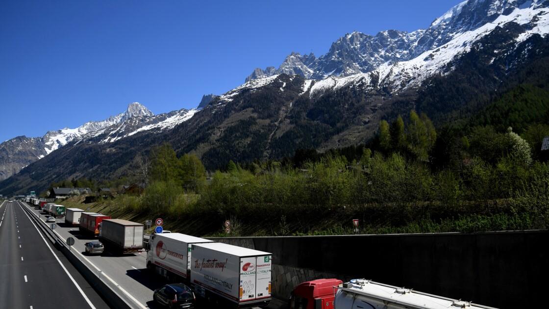 Fraude aux dispositifs antipollution: les routiers demandent des sanctions