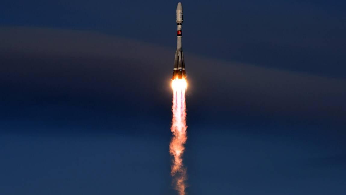 """La Russie lance 11 satellites russes, allemands et américains """"sans accroc"""""""