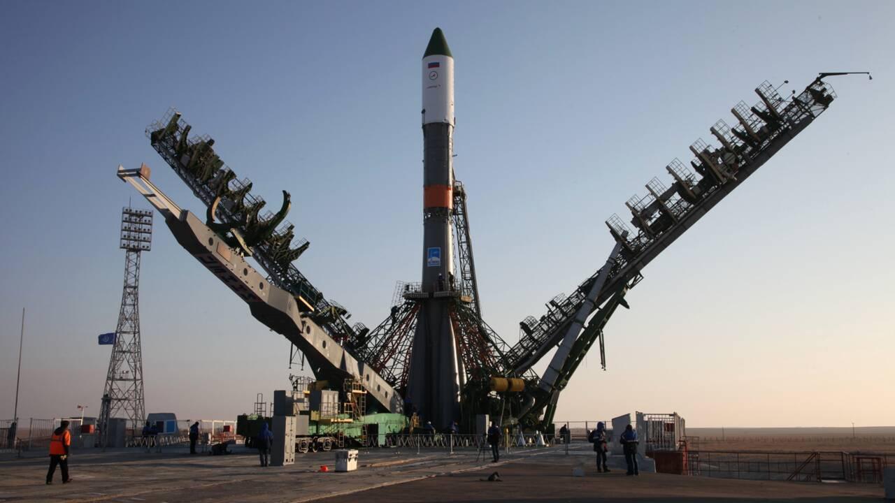 L'ISS ravitaillée par un vaisseau-cargo Progress