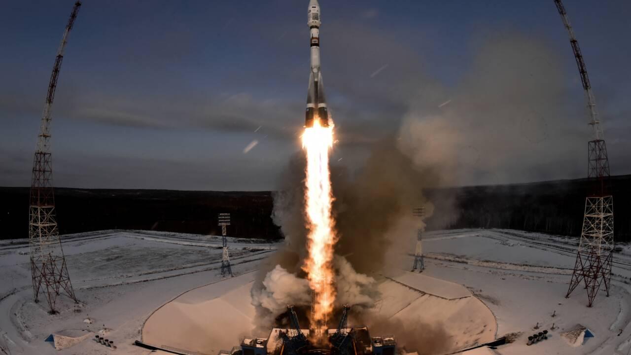 La Russie veut lancer 150 satellites d'ici 2025
