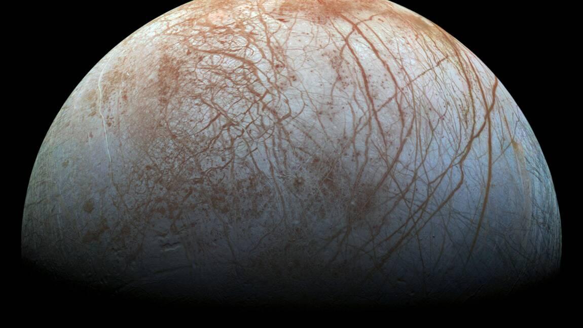 La sonde Galileo avait l'info - les chercheurs ont mis 20 ans à la découvrir