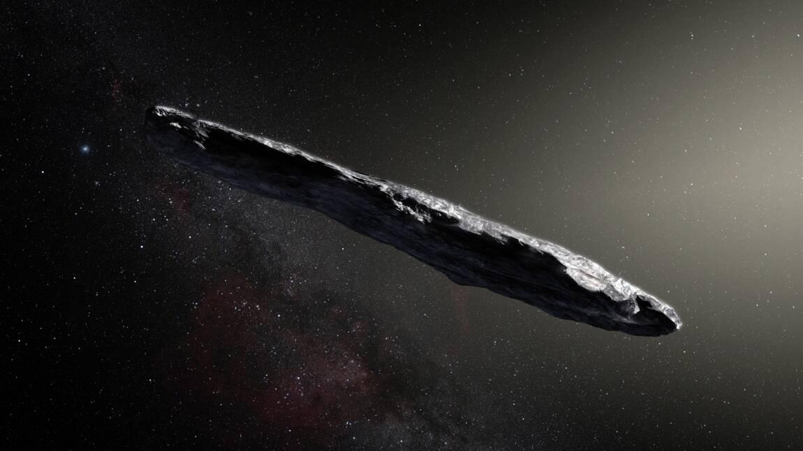 Un manteau protecteur pour le voyageur interstellaire Oumuamua (étude)