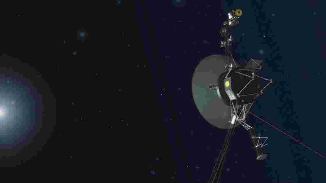 Voyager: la Nasa remet en service des propulseurs inusités depuis 37 ans