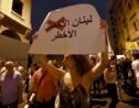 Manifestation à Beyrouth pour dénoncer un projet d'incinération de déchets