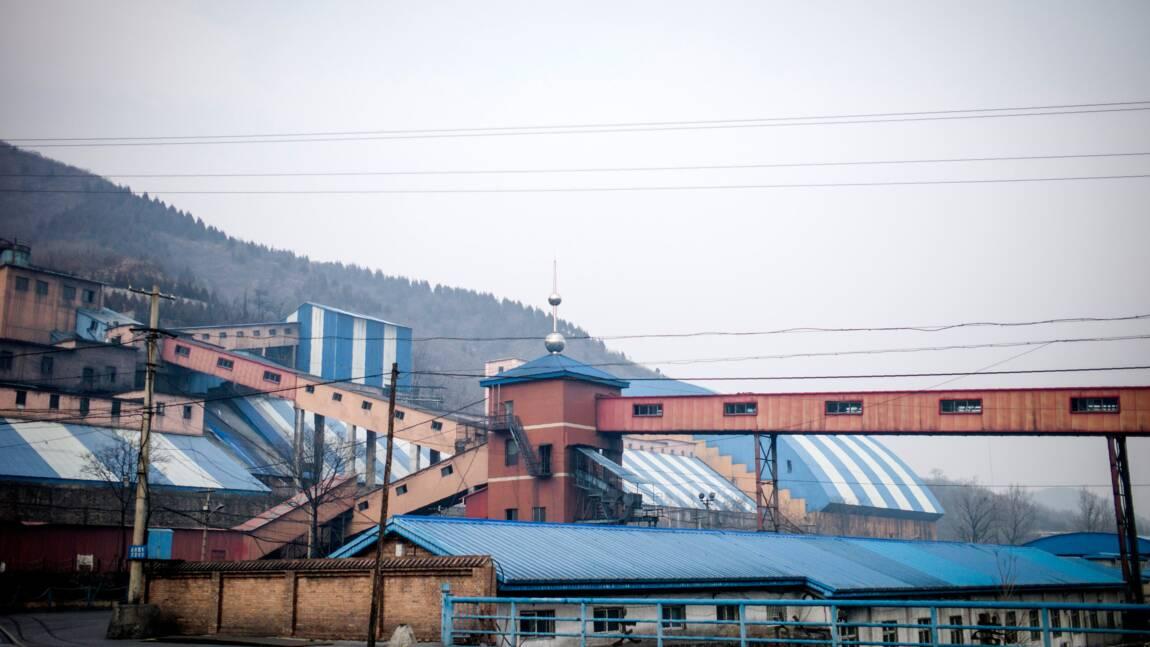 Charbon: la Chine veut réduire de 800 millions de tonnes ses capacités