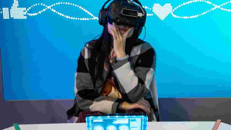 La réalité virtuelle se met au service des thérapies mentales