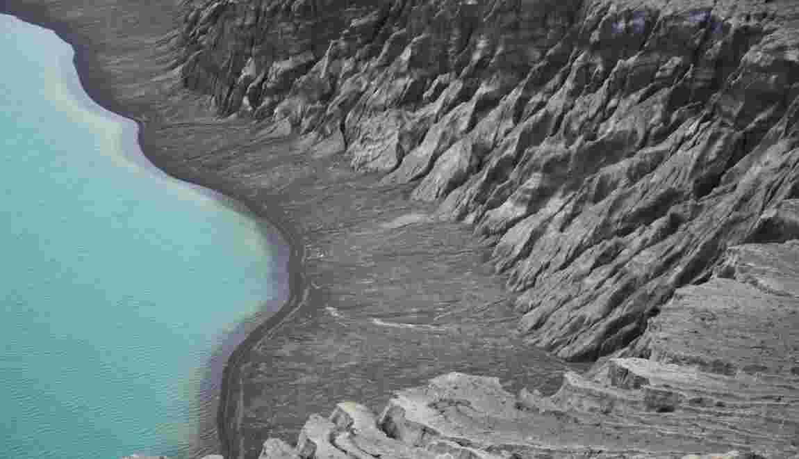Une île nouvelle du Pacifique pourrait renseigner sur Mars selon la Nasa