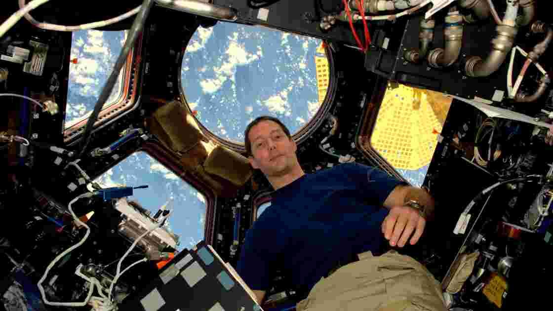 Une sortie dans l'espace pour Thomas Pesquet en janvier