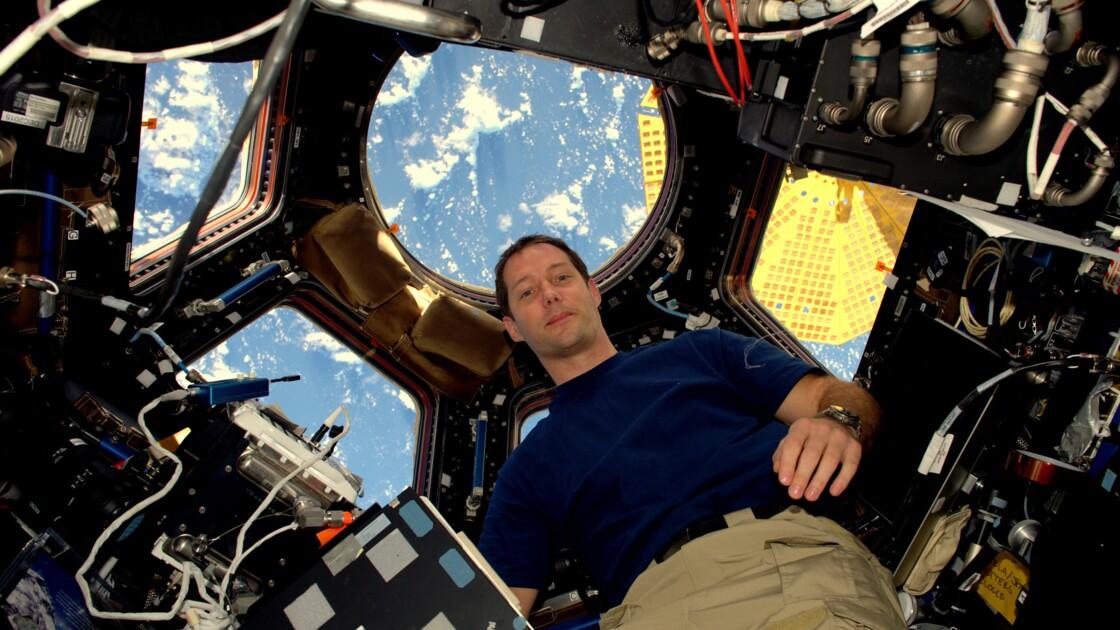 Thomas Pesquet, l'astronaute qui a invité les Français dans l'ISS