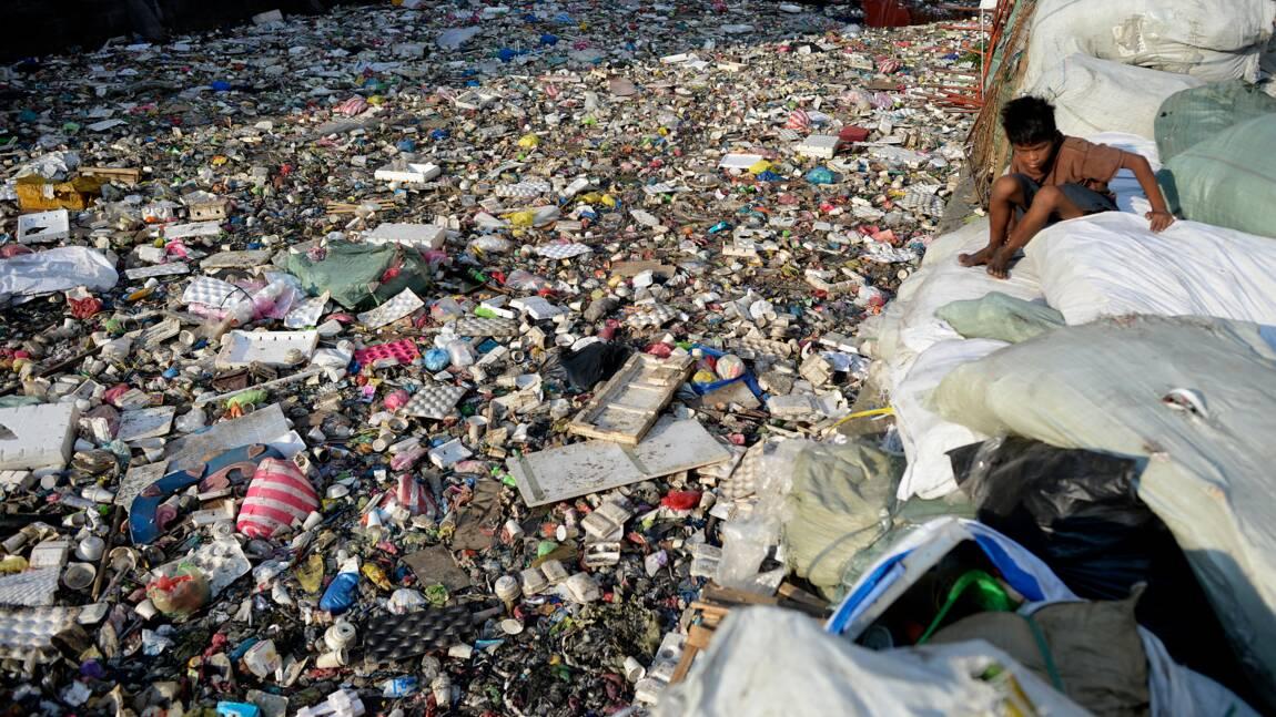 Pollution des océans: la solution est à terre
