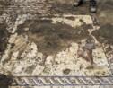 Une rare mosaïque de l'époque romaine découverte en Israël