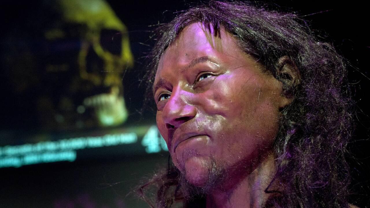 L'étonnant portrait de l'ancêtre des Britanniques vieux de 10.000 ans