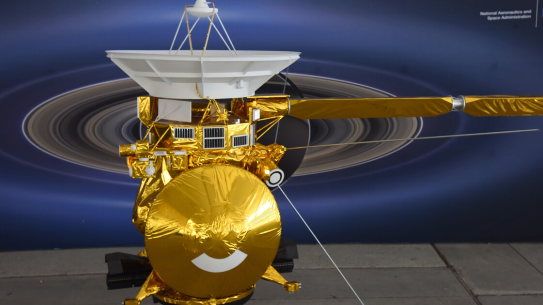 Cassini a tiré sa révérence après 13 ans d'exploration de Saturne