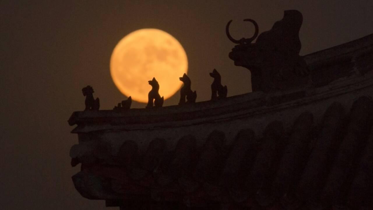 Contes et légendes de la pleine lune