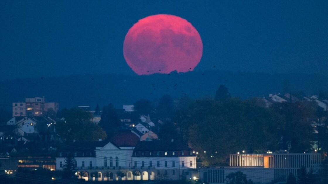 Contes Et Legendes De La Lune Pleine Geo Fr