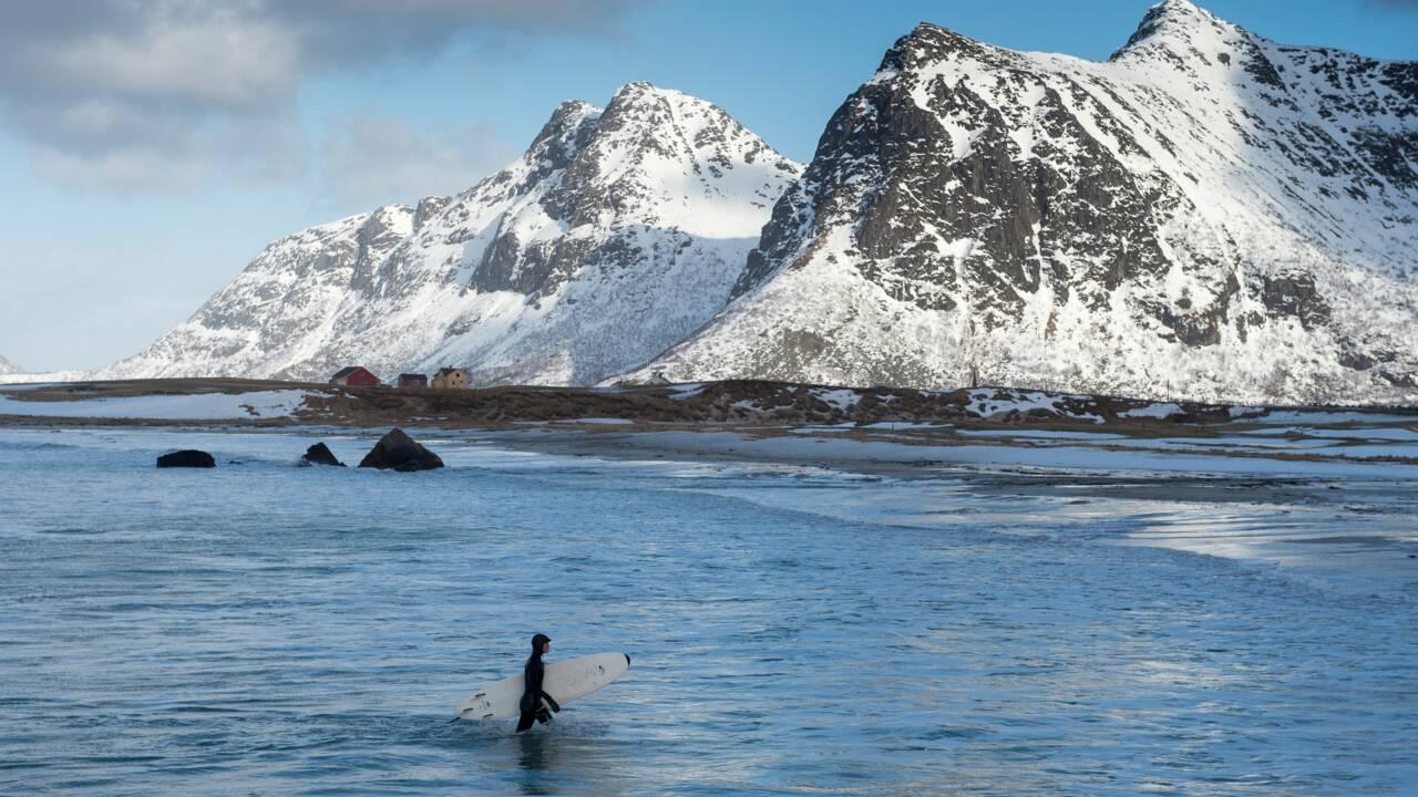 L'océan Arctique, un cul-de-sac pour les déchets en plastique flottants