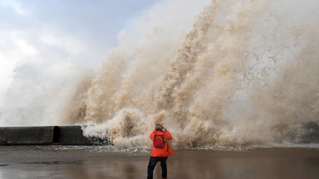 Les événements climatiques extrêmes en forte recrudescence