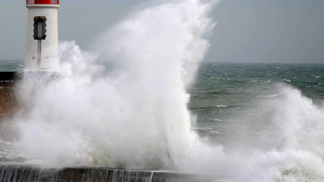 L'Atlantique 15 cm plus haut que la Méditerranée