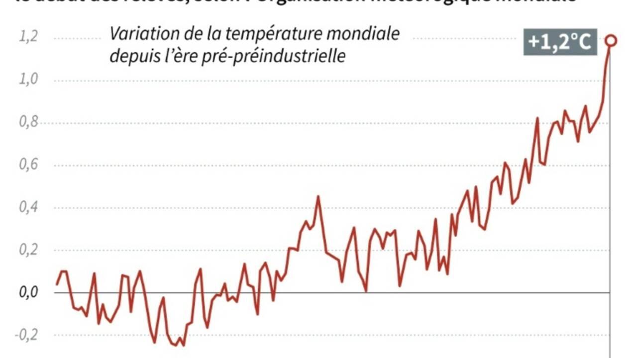 2016 devrait devenir l'année la plus chaude jamais enregistrée