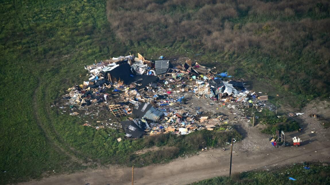 """L'ancienne """"Jungle"""" de Calais officiellement réhabilitée en site naturel"""
