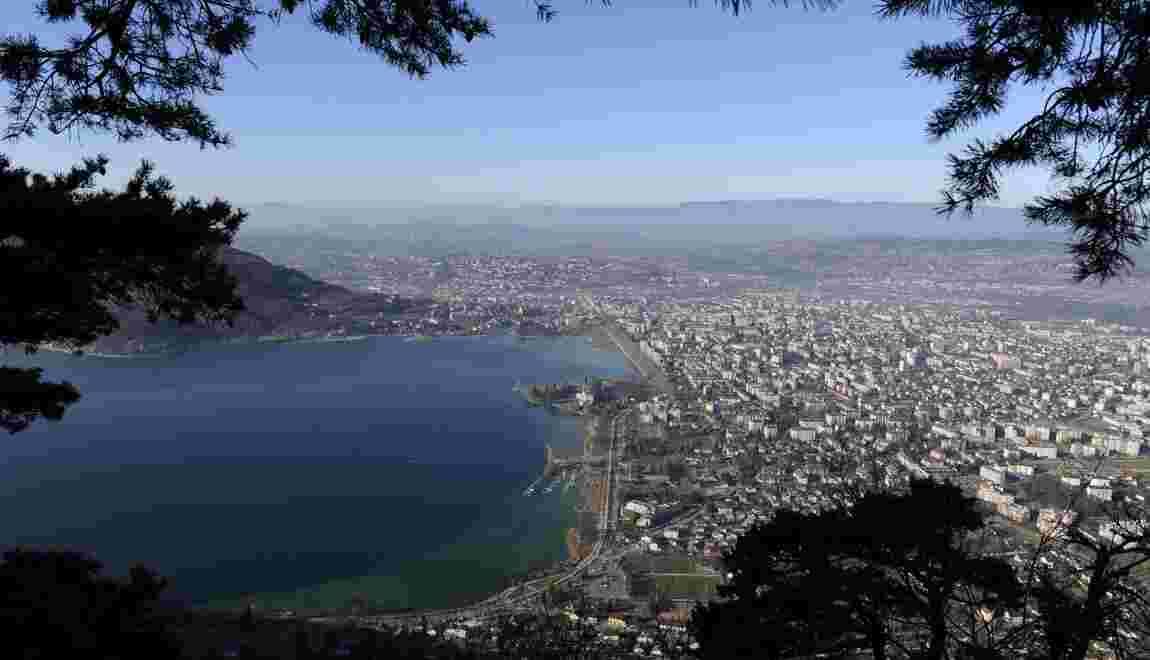 Ozone: Annecy interdit à son tour les véhicules polluants