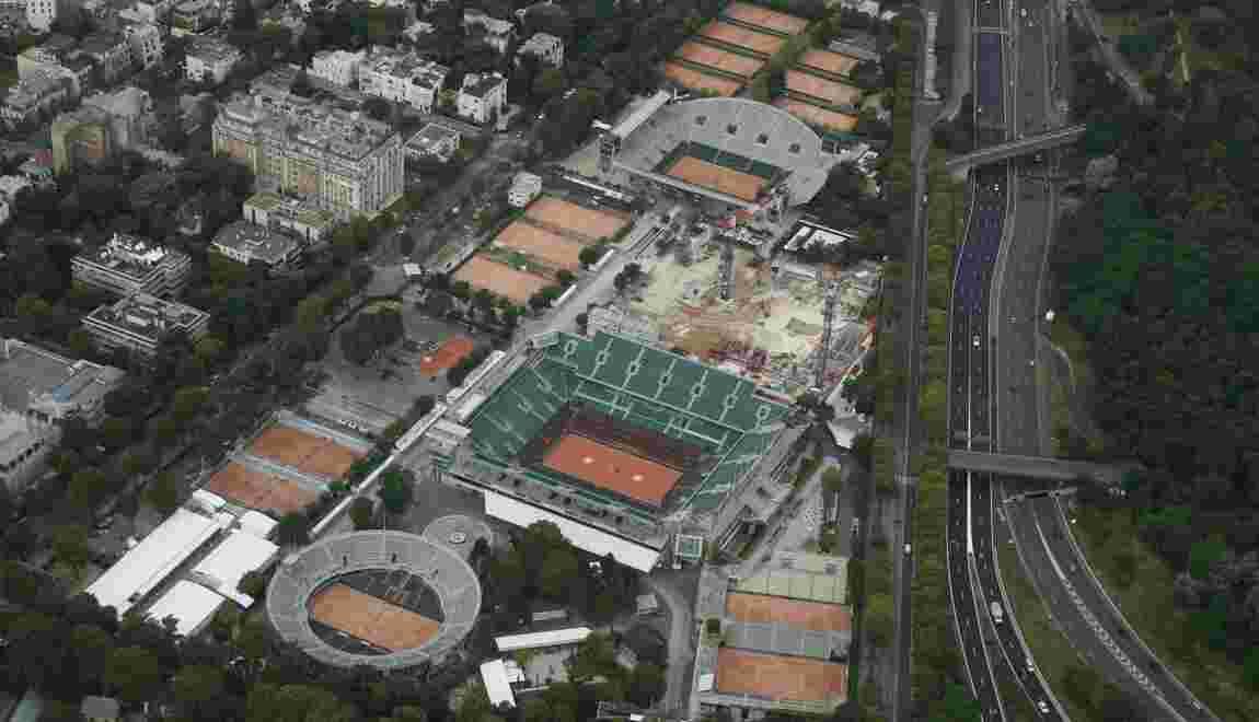 Extension de Roland-Garros: balle de match pour la Fédération