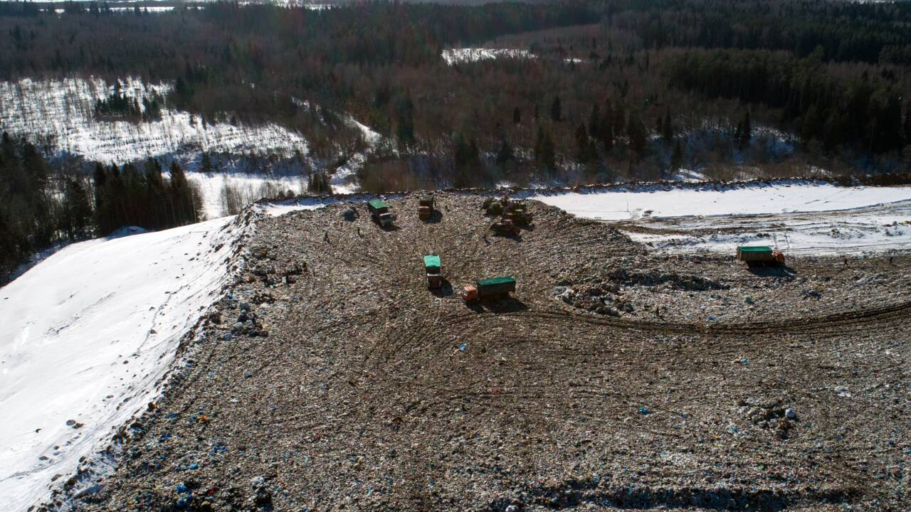 Russie: une cinquantaine d'enfants intoxiqués par des gaz émis d'une décharge