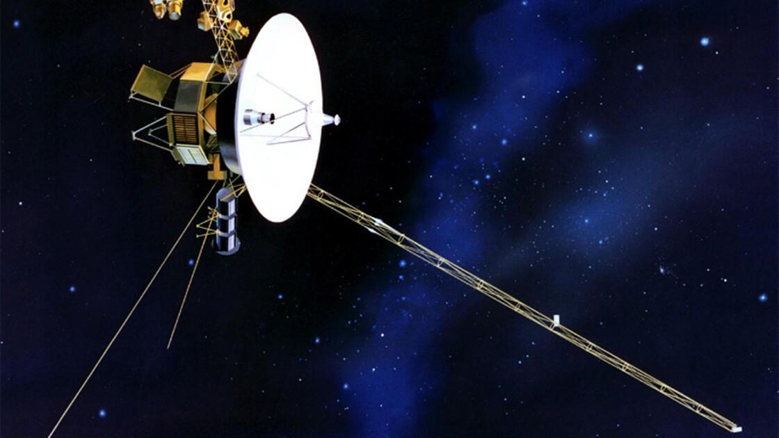 Voyager: il y a 40 ans la plus romantique mission spatiale s'envolait