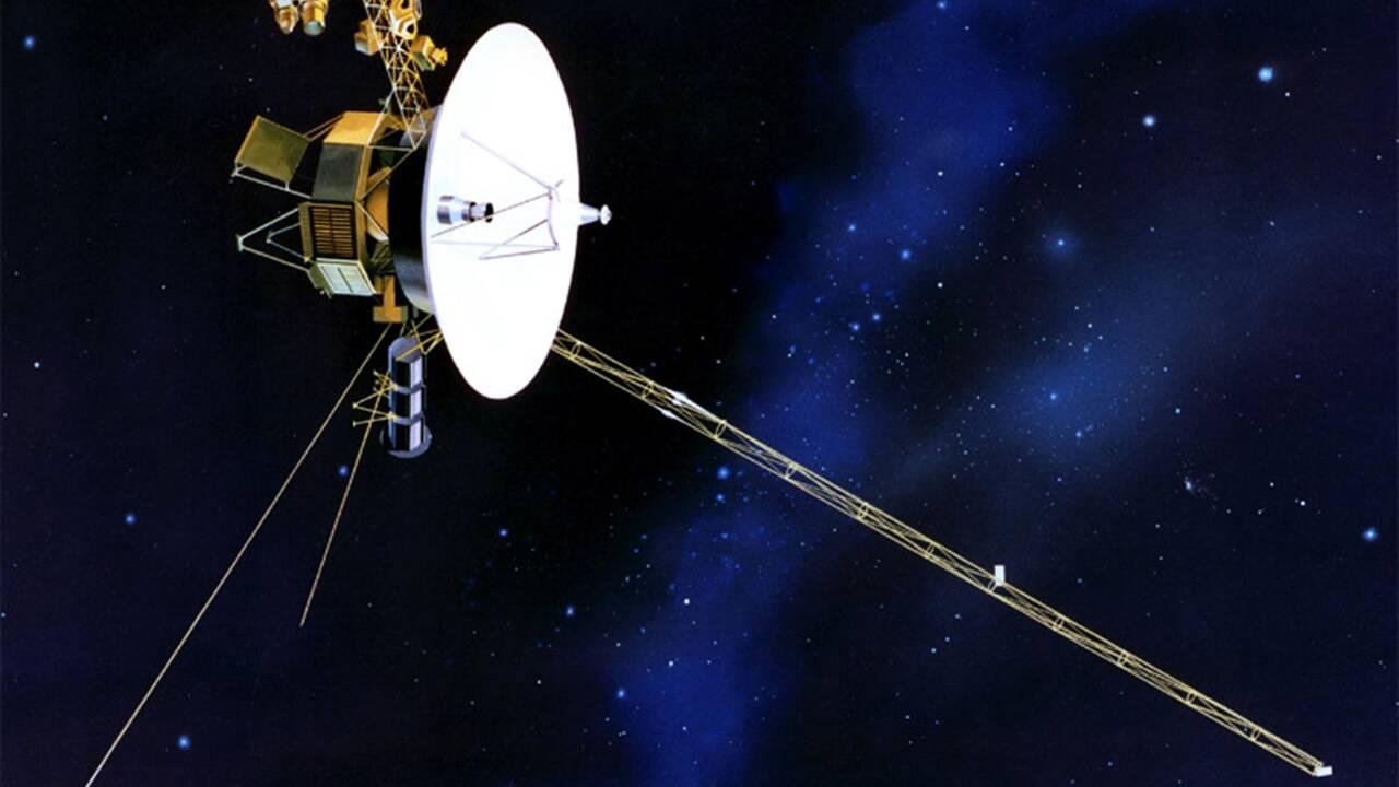 Découvrez le message envoyé par la Nasa vers la sonde Voyager 1