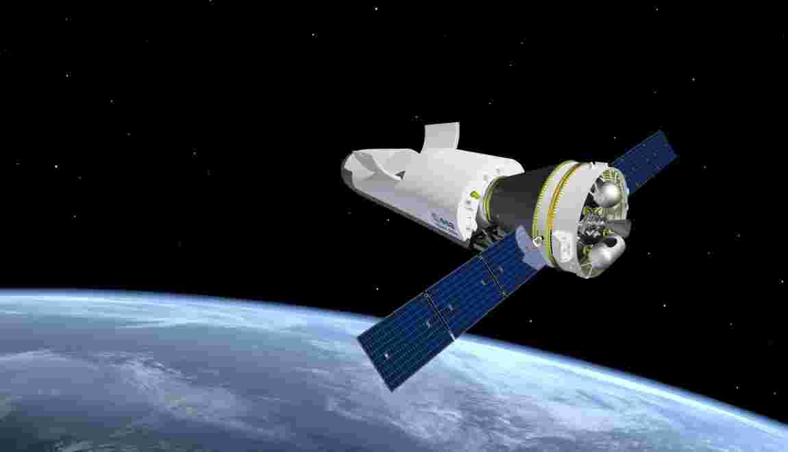 Un pas en avant pour le projet de petite navette spatiale européenne