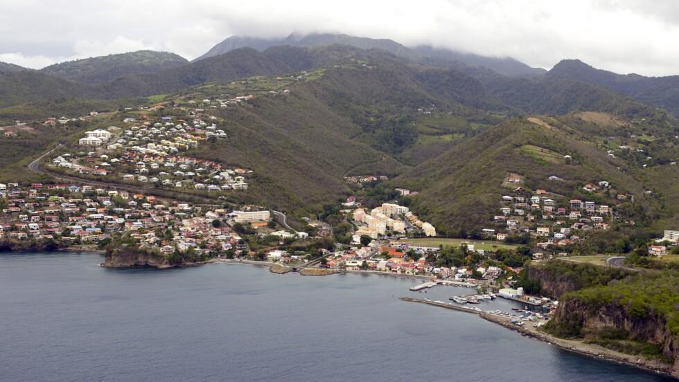 Martinique: alerte rouge aux particules fines