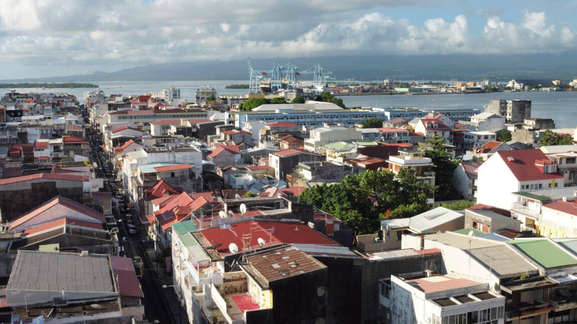 Guadeloupe: alerte rouge pour mauvaise qualité de l'air