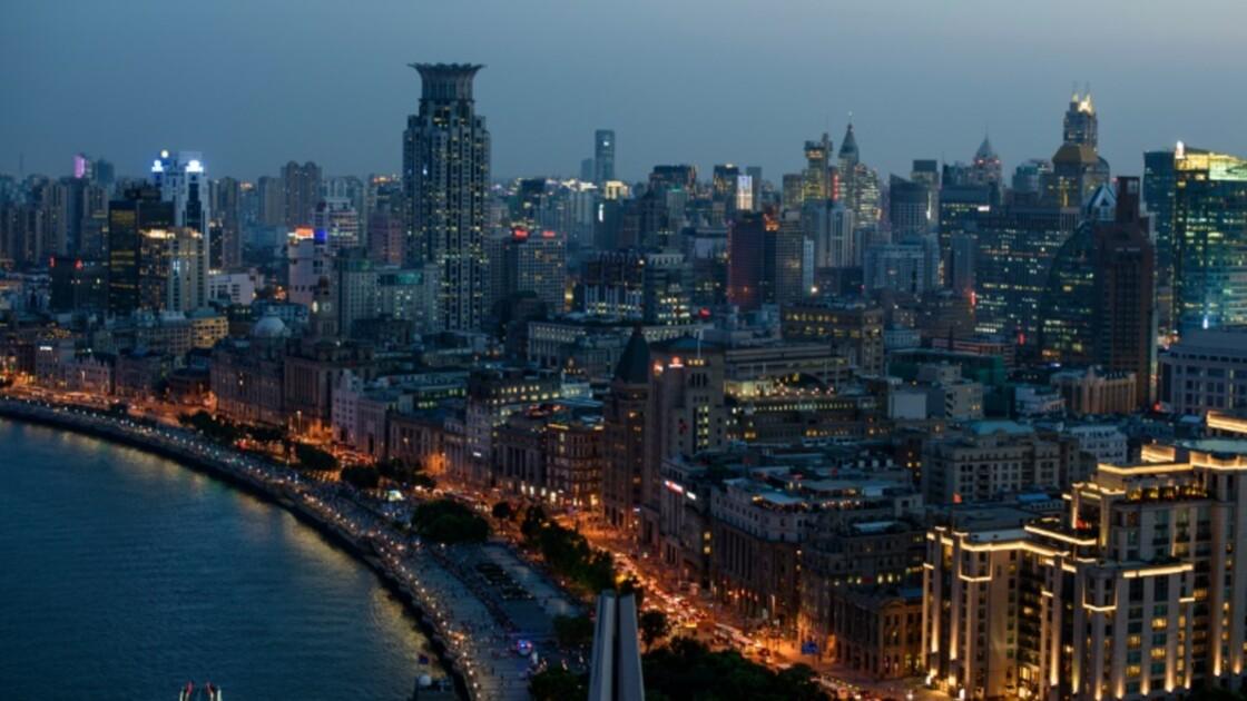"""Shanghai: """"sur l'eau"""" ou bientôt """"sous l'eau"""" ?"""