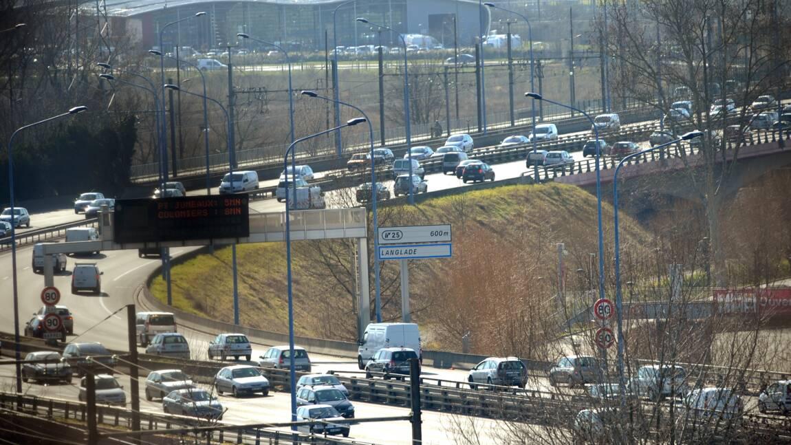 Pollution: Toulouse, 6e ville à adopter la circulation différenciée