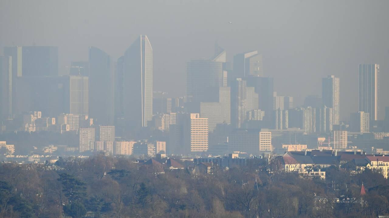 Les principaux polluants de ce pic hivernal