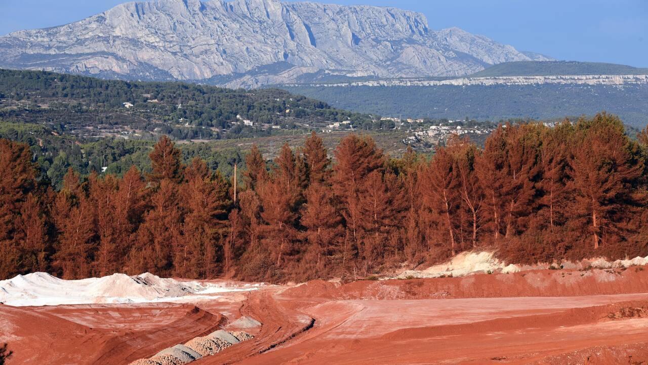 Calanques: solution en 2019 chez Alteo pour l'aluminium et l'arsenic