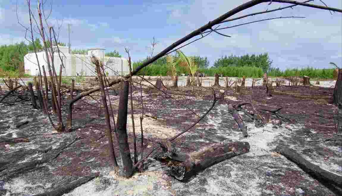 Essais nucléaires en Polynésie: l'Assemblée pour l'indemnisation des victimes