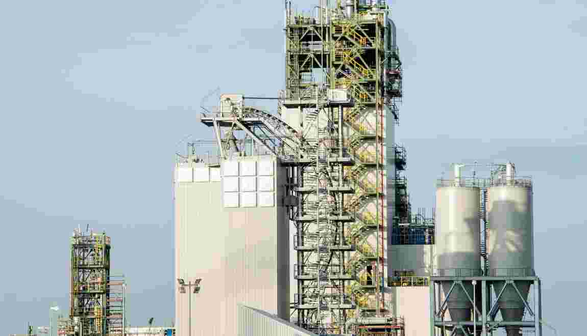 Biocarburants: site pilote de BioTfuel à Dunkerque
